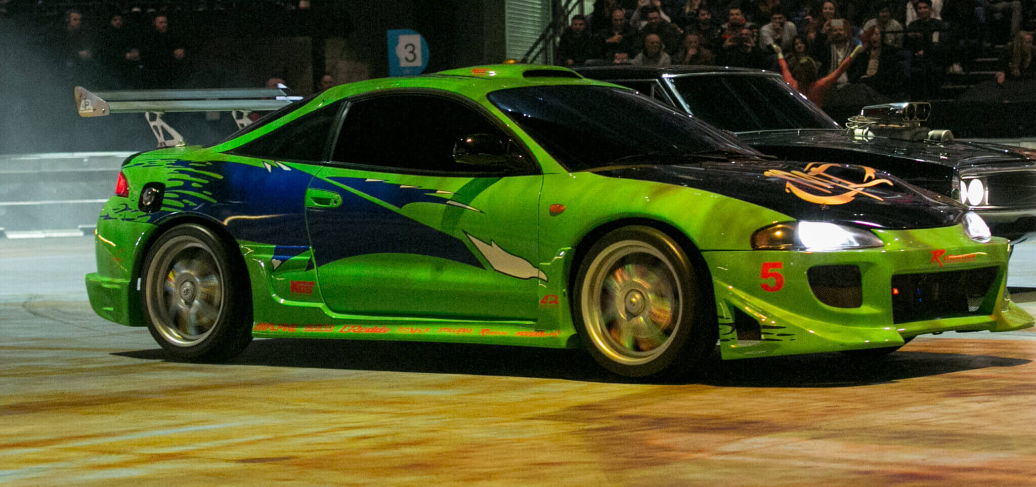 Own a Piece of the Fast and the Furious Franchise With This 34 Car Auction