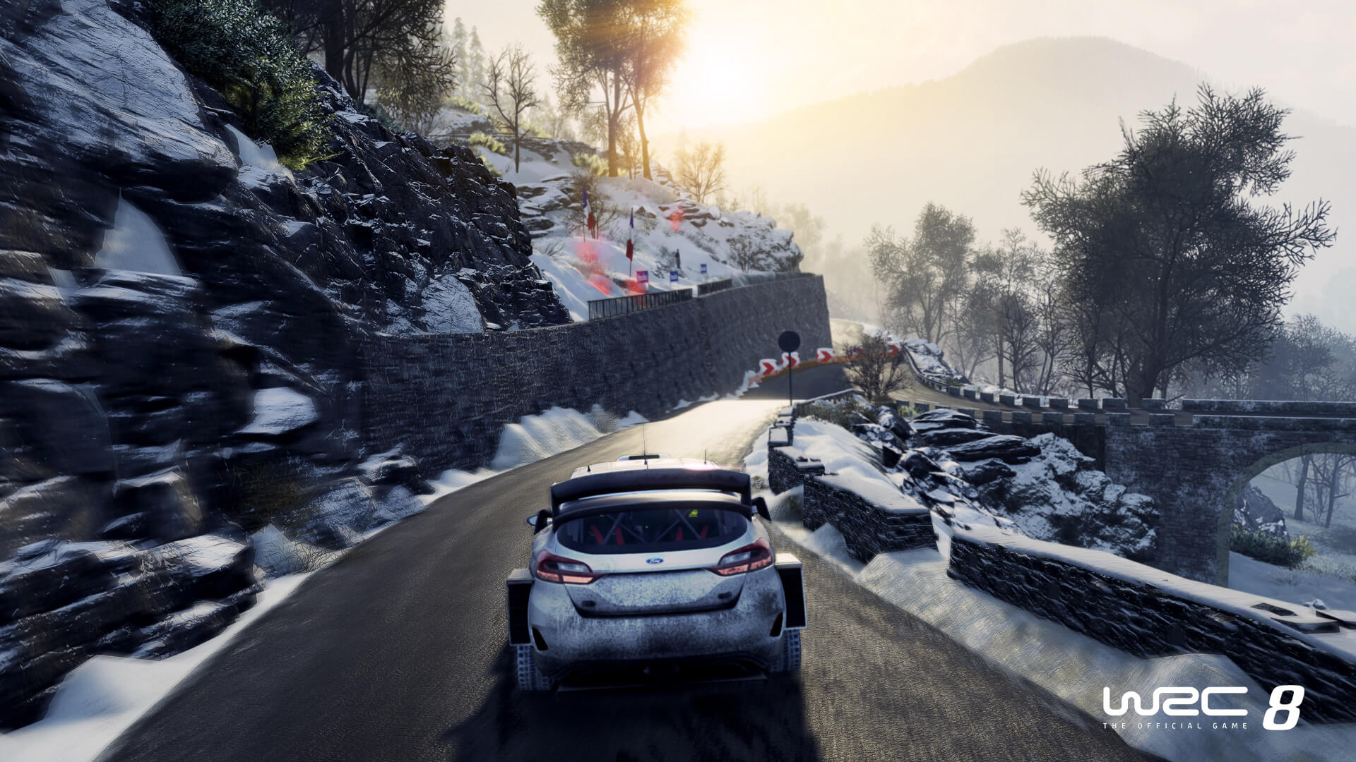 Wrc 8 Coming September 2019 New Dynamic Weather System