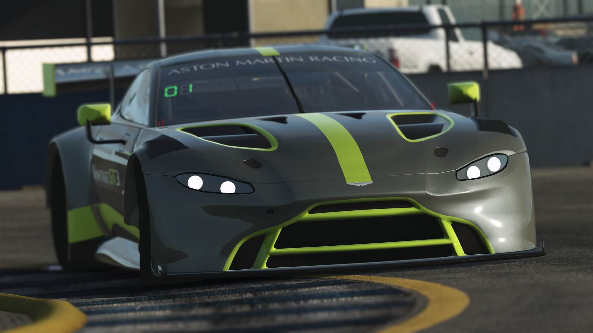 New Aston Martin Vantage Gt3 Now Available In Rfactor 2