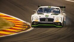 Lucas Ordonez Becoming a Bentley Boy for 24 Hours of Spa