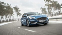 New 276hp Ford Focus ST Sets Sights on Hot Hatch Crown