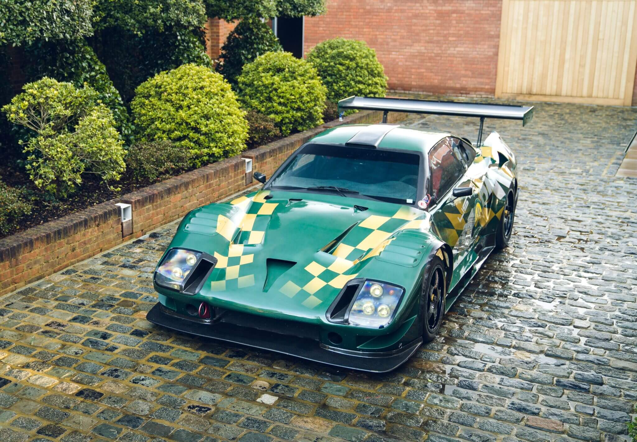 Own a Gran Turismo Classic With This Race-Proven Lister Storm