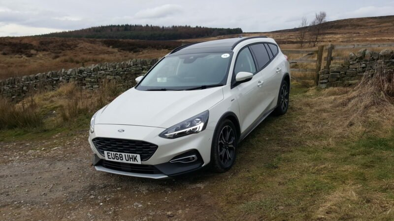 Ford Focus Active First Drive Review Cross Off The Crossover