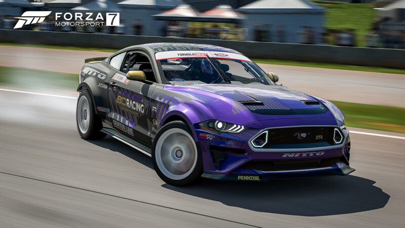 Forza Motorsport 7 March Update Now Available: RTR Mustangs, FRR Beta and More