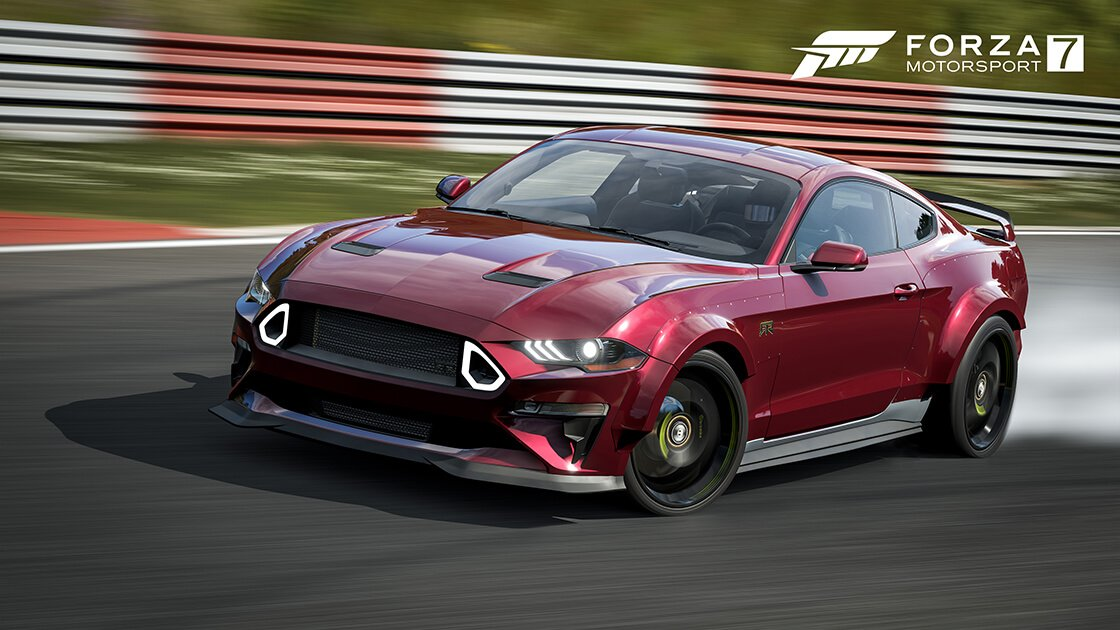 Forza 7 Update >> Forza Motorsport 7 March Update Now Available: RTR Mustangs, FRR Beta and More