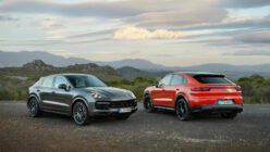 Porsche Joins the Coupe SUV Craze With a New Cayenne Model