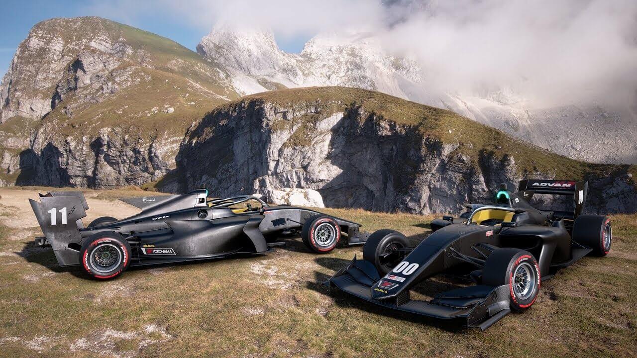 Gran Turismo Sport Update >> 2019 Super Formula SF19 Coming to Gran Turismo Sport This Month [UPDATE]