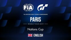 Live Stream: Gran Turismo FIA Championship 2019 World Tour in Paris (Nations Cup)