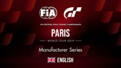 Live Stream: Gran Turismo FIA Championship 2019 World Tour in Paris (Manufacturer Series)