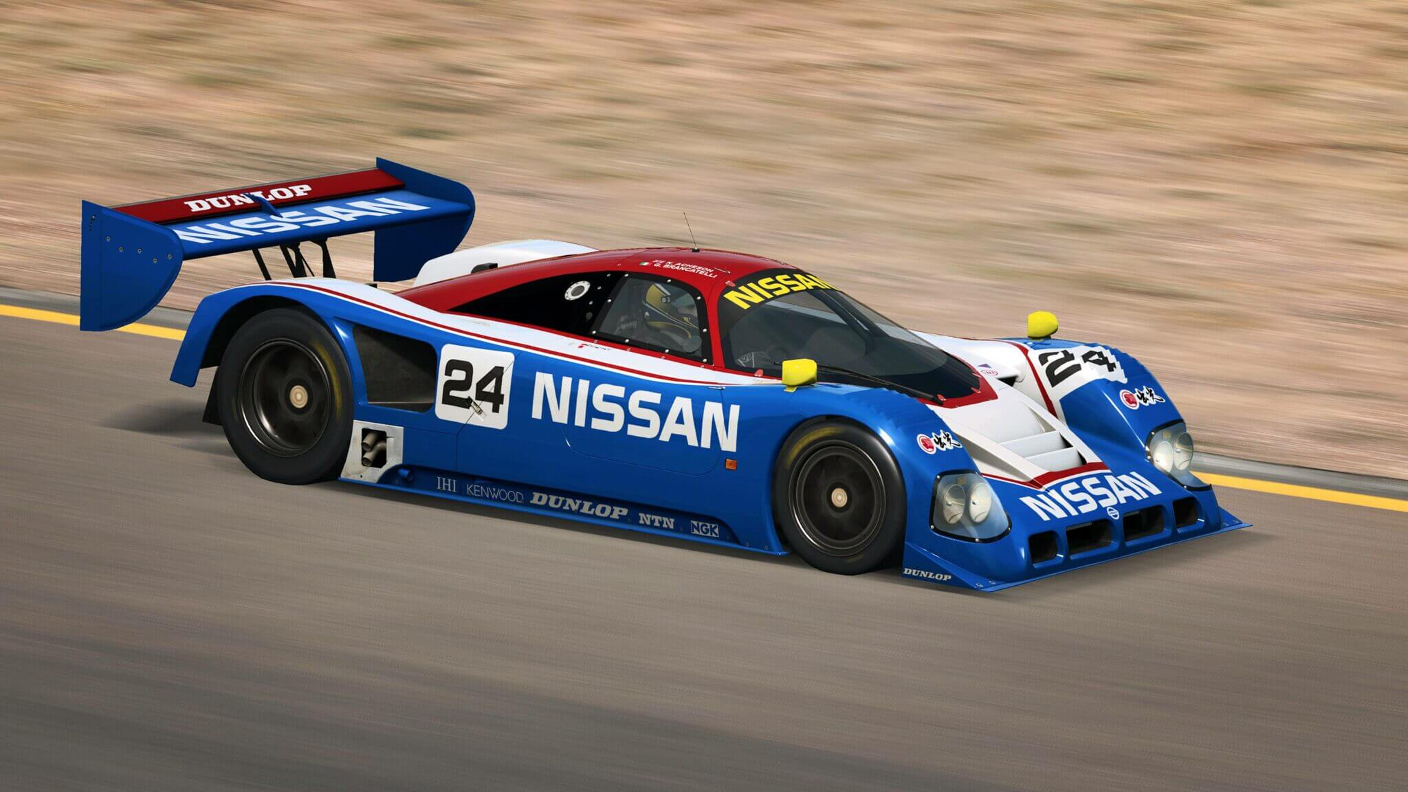 Raceroom Gets A Taste For Group C Madness With The Porsche