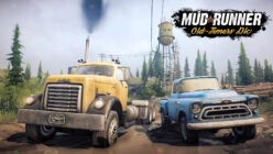 Spintires: Mudrunner Adding Vintage Trucks With Free Old-Timers DLC
