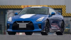 The Nissan GT-R 50th Anniversary Edition Joins the Half Century Celebration