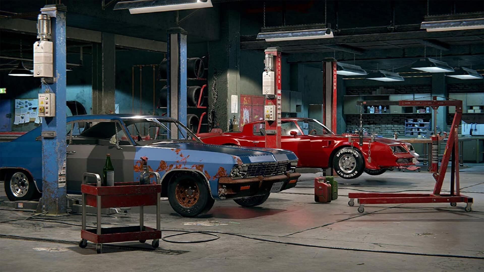 Car Mechanic Simulator Arrives On Consoles On June 25