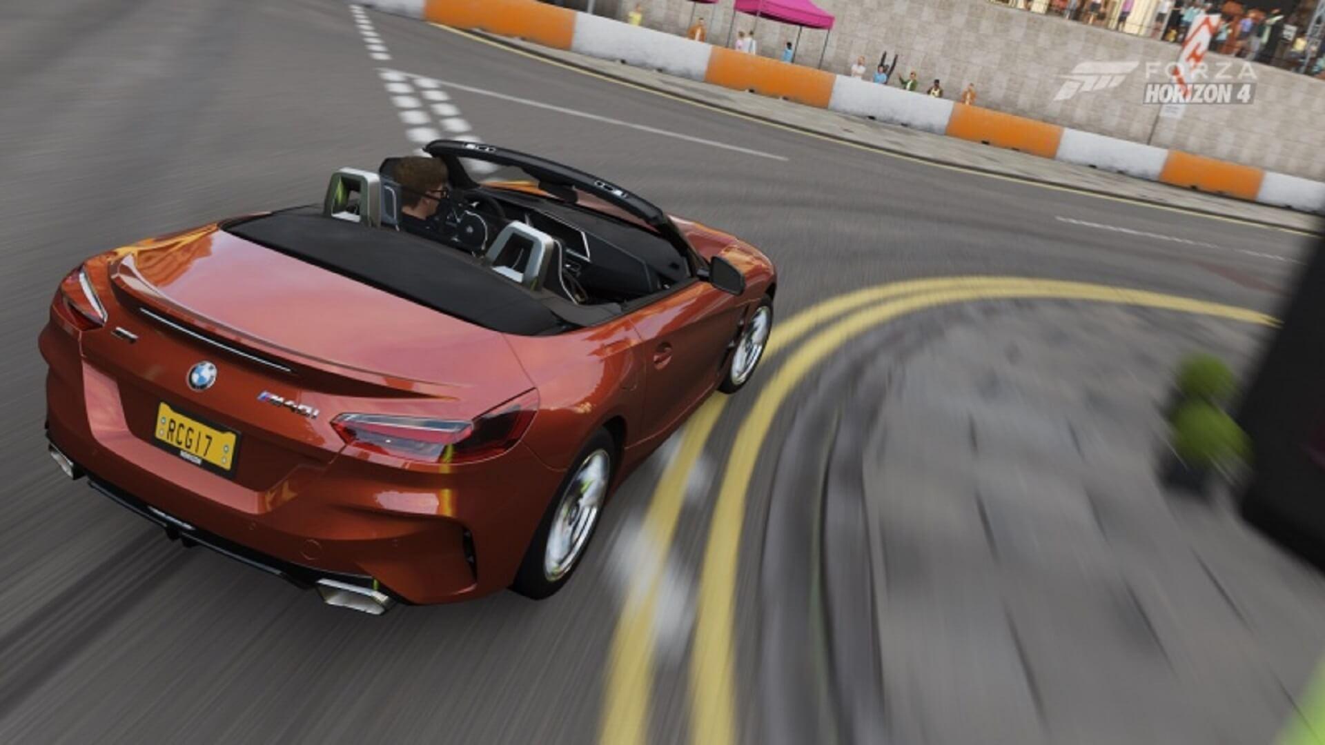 This Week's Forza Horizon 4 Season Change: A Very German Spring
