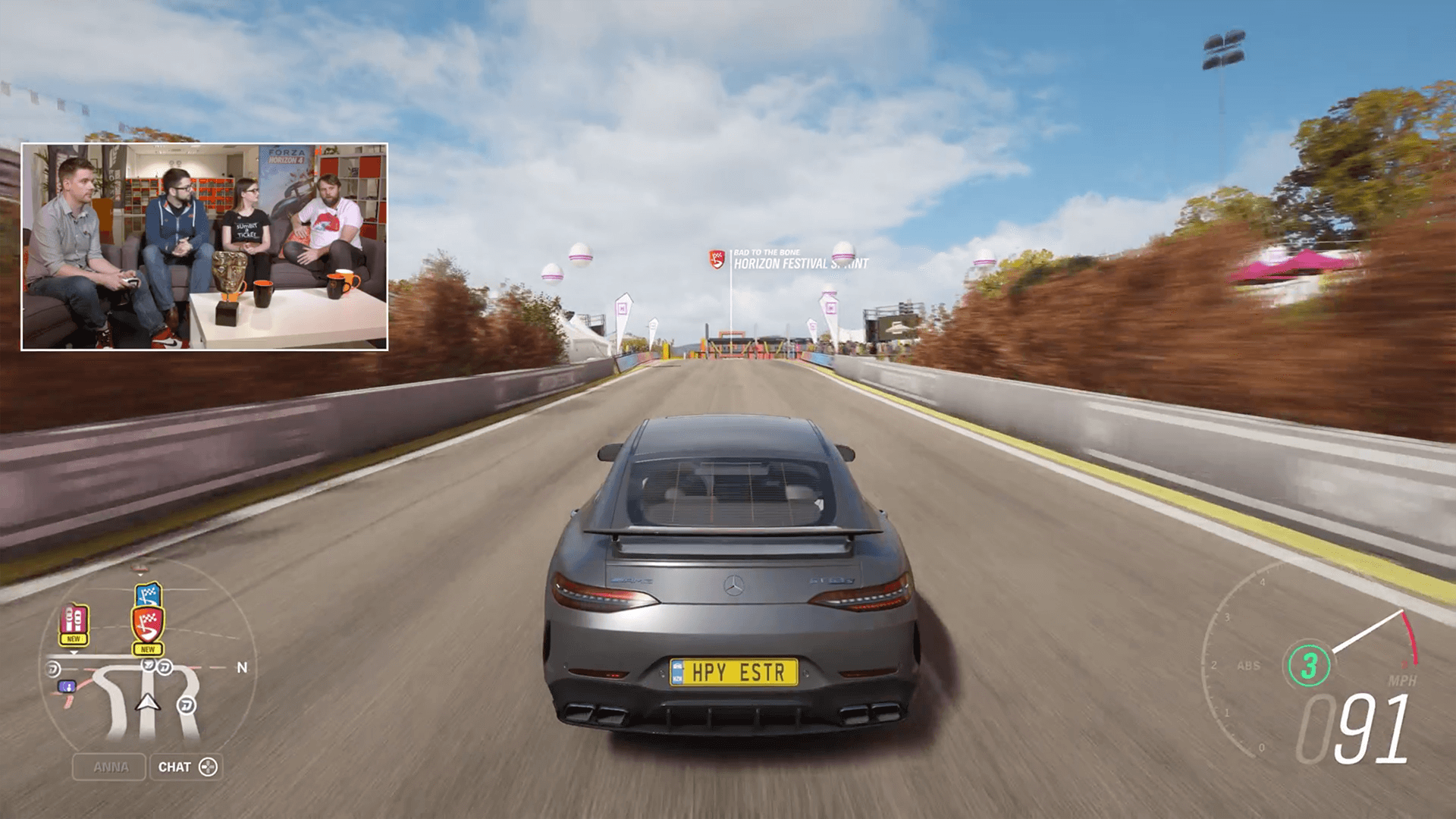Forza horizon 4 series 8 preview new mercs modes and painting options