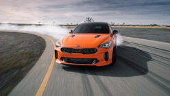 Kia Stinger Gets AWD and Drift Mode With Limited Edition GTS