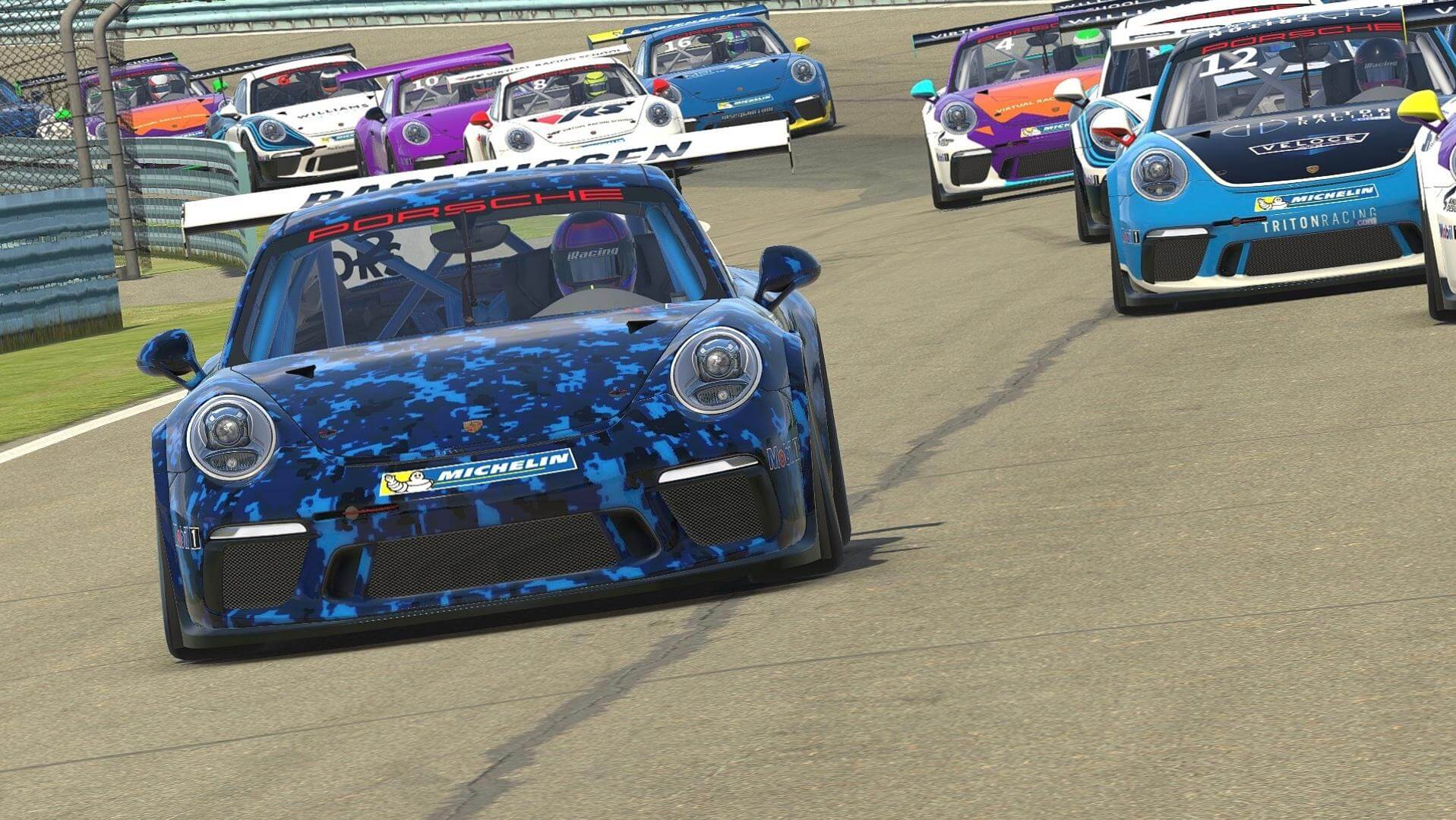 iRacing Porsche Esports Supercup Begins April 13