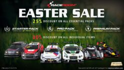 RaceRoom Racing Experience Easter Sale On Now