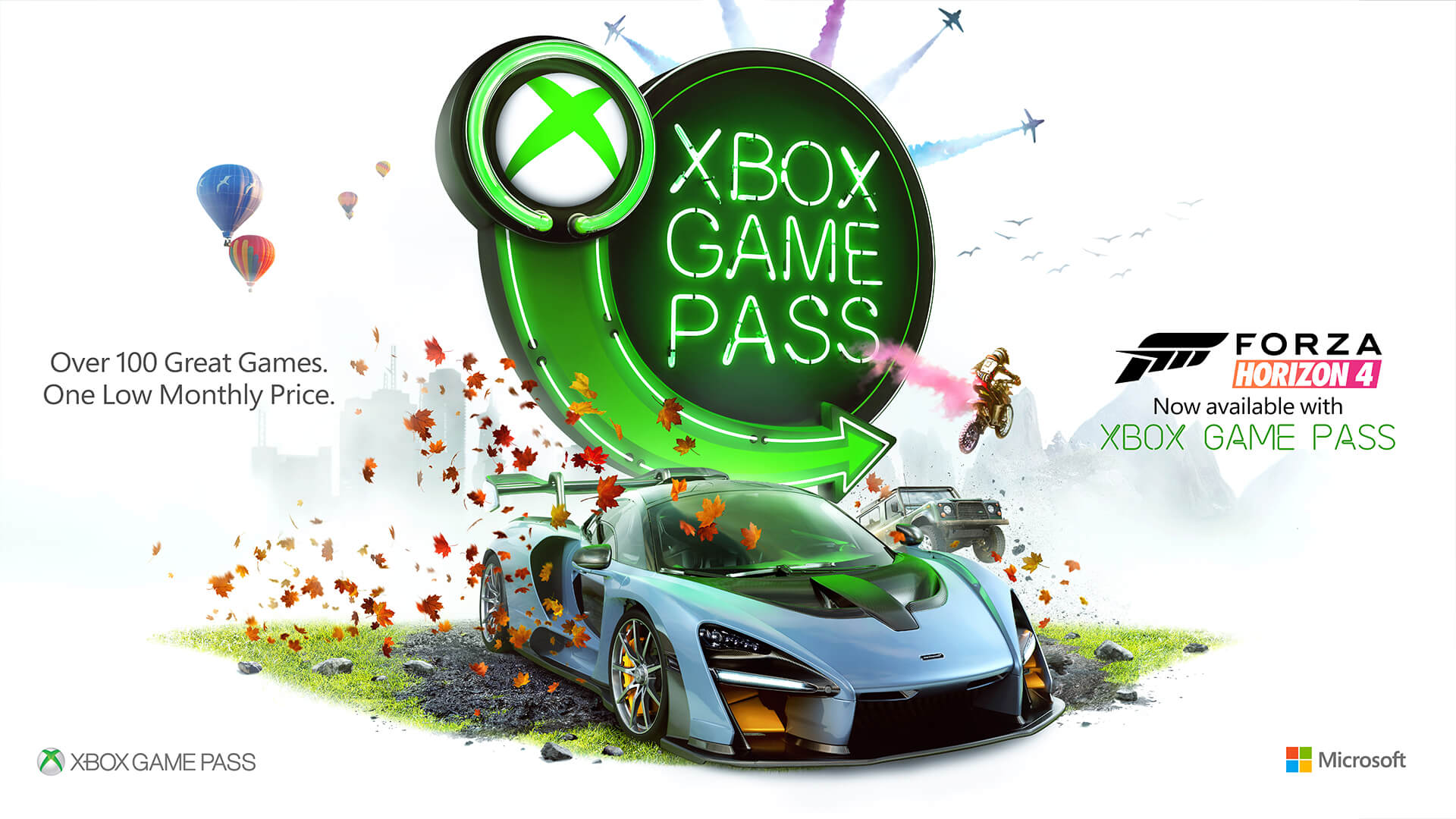 Game pass and ultimate edition. - Forza Horizon 4 ...
