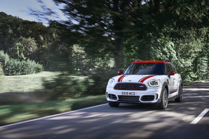 Mini Adds John Cooper Works Power To Clubman And Countryman