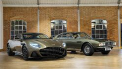 Aston Martin Releases James Bond Special DBS Superleggera