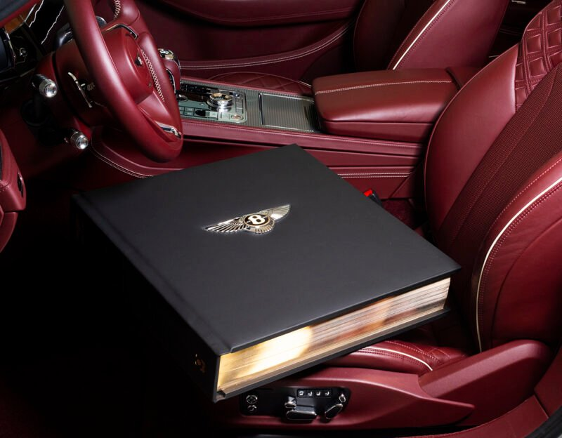 The Bentley Centenary Book starts at P200,000