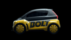The Bolt Nano Is an Electric Car From the World