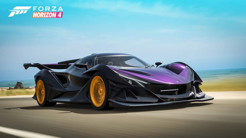 ecaddadd981 This Week's Forza Horizon 4 Season Change: A Spring of Intense Emotion