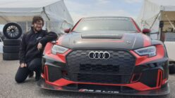 Getting to Drive the Awesome Audi RS 3 LMS in Real Life