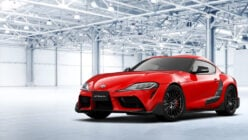 TRD Reveals Toyota GR Supra Tuning Package
