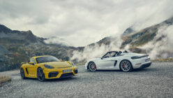2020 Porsche 718 Cayman GT4 and Spyder Say No to Turbos