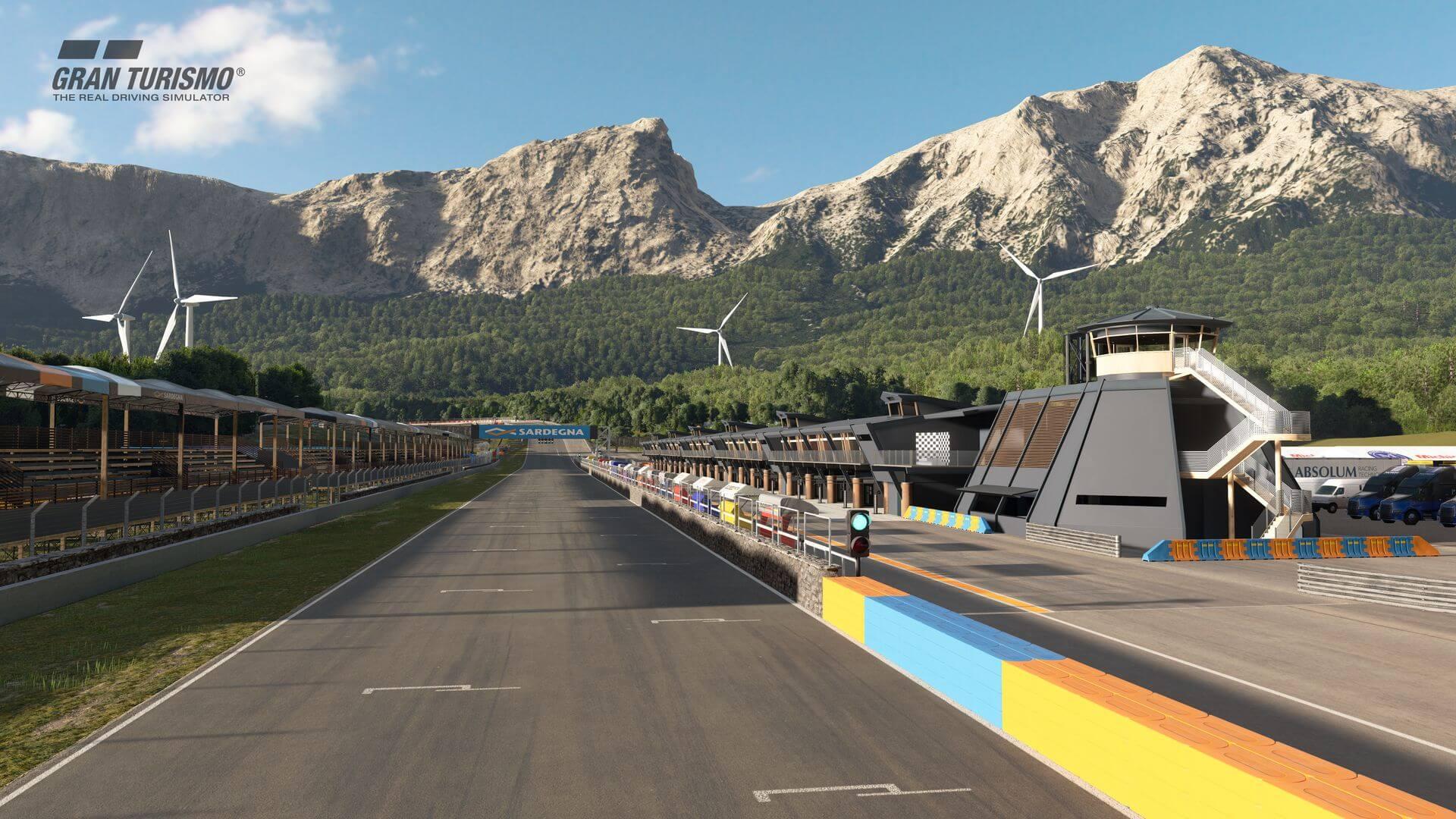 GT Sport Update 1.40 Arrives June 27, Adds Sardegna