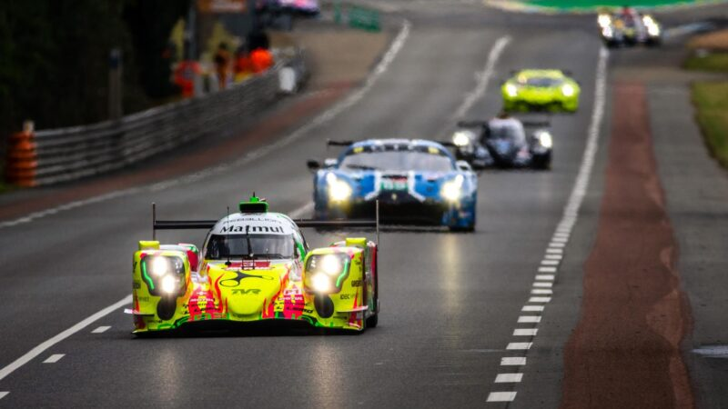 Alonso acknowledges 'luck' in back-to-back Le Mans wins