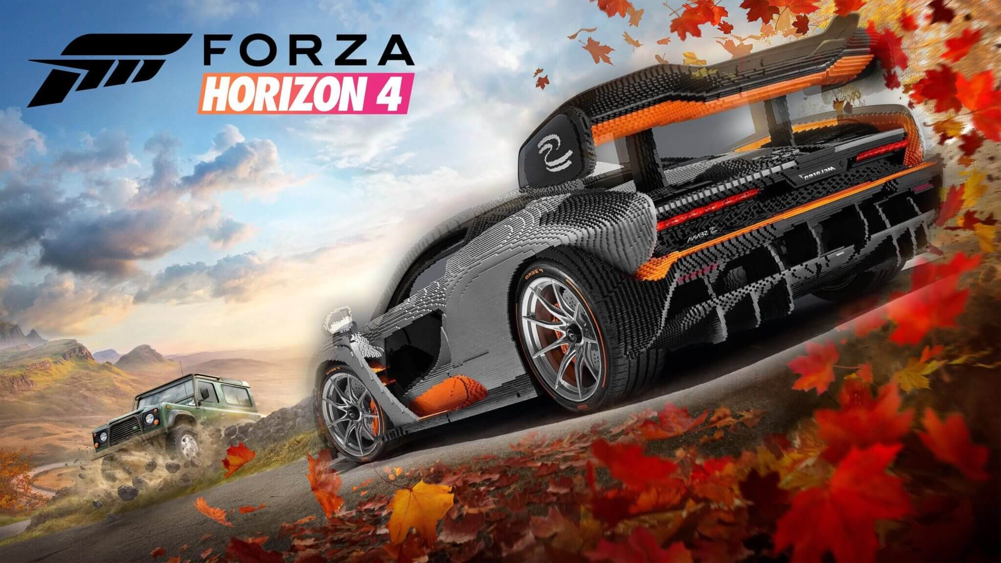 Will Forza Horizon 4's Next Expansion Feature LEGO?