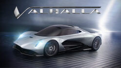 Aston Martin Christens the AM-RB 003: Meet the Valhalla