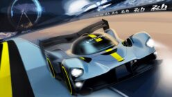 Aston Martin Confirms the Valkyrie Will Race at Le Mans