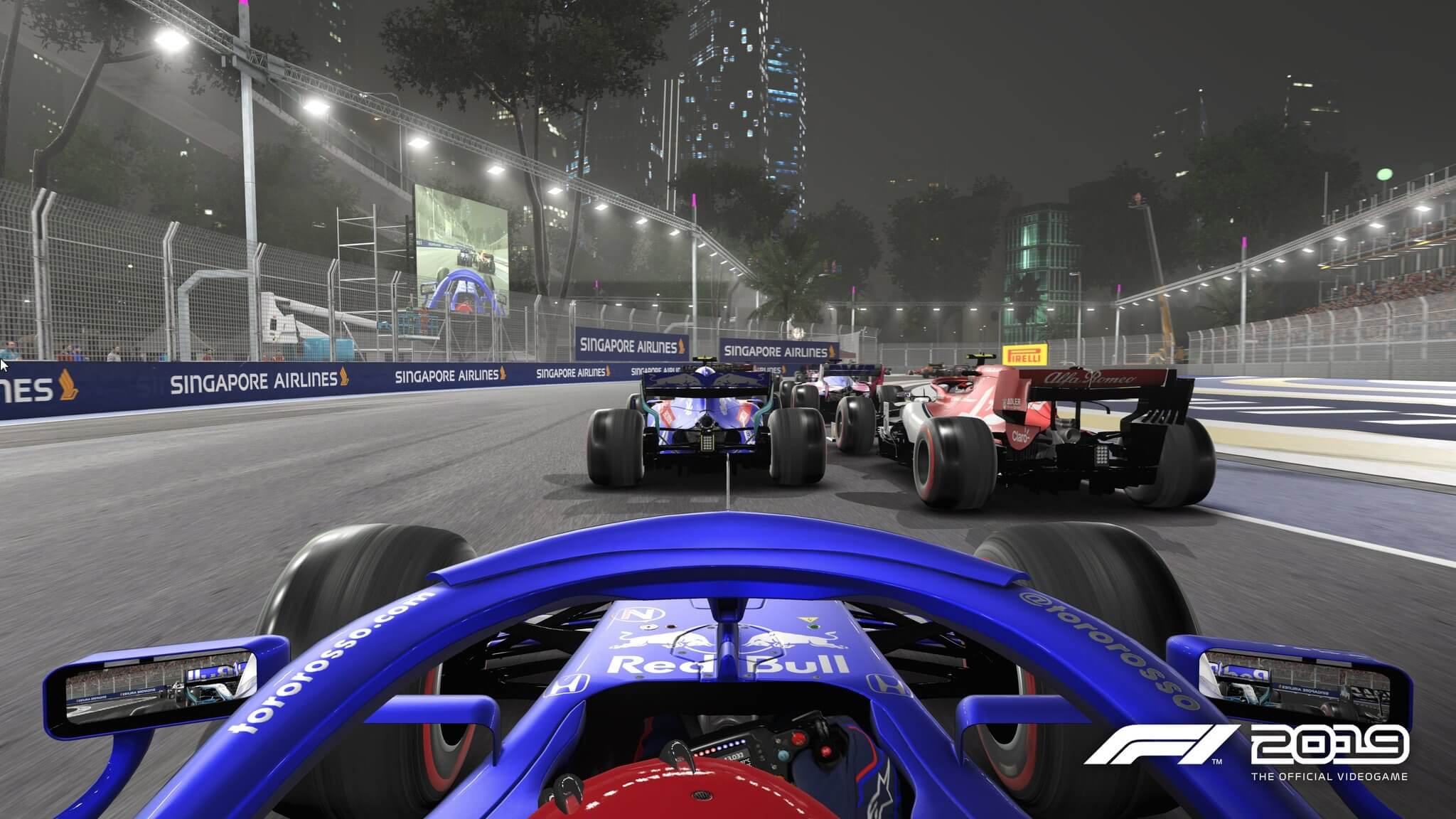 Here's the Full F1 2019 Compatible Wheel (and Other