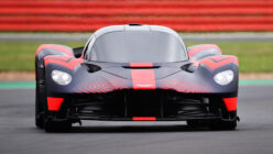 Aston Martin Valkyrie Makes Its Dynamic Debut at British F1 Grand Prix