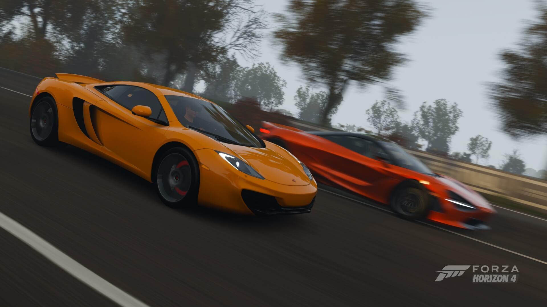 This Week's Forza Horizon 4 Season Change: Rare Cars Return