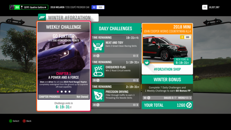 This Week's Forza Horizon 4 Season Change: Koenigsegg Leads the