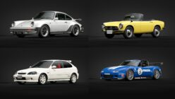 Gran Turismo Sport New Cars Leaked: Porsche 930 Turbo, Civic Type R, and More