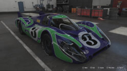 Forza Designer Shows Off Unused Cars: Porsche 917 LH, Aston Martin Vanquish Zagato and More