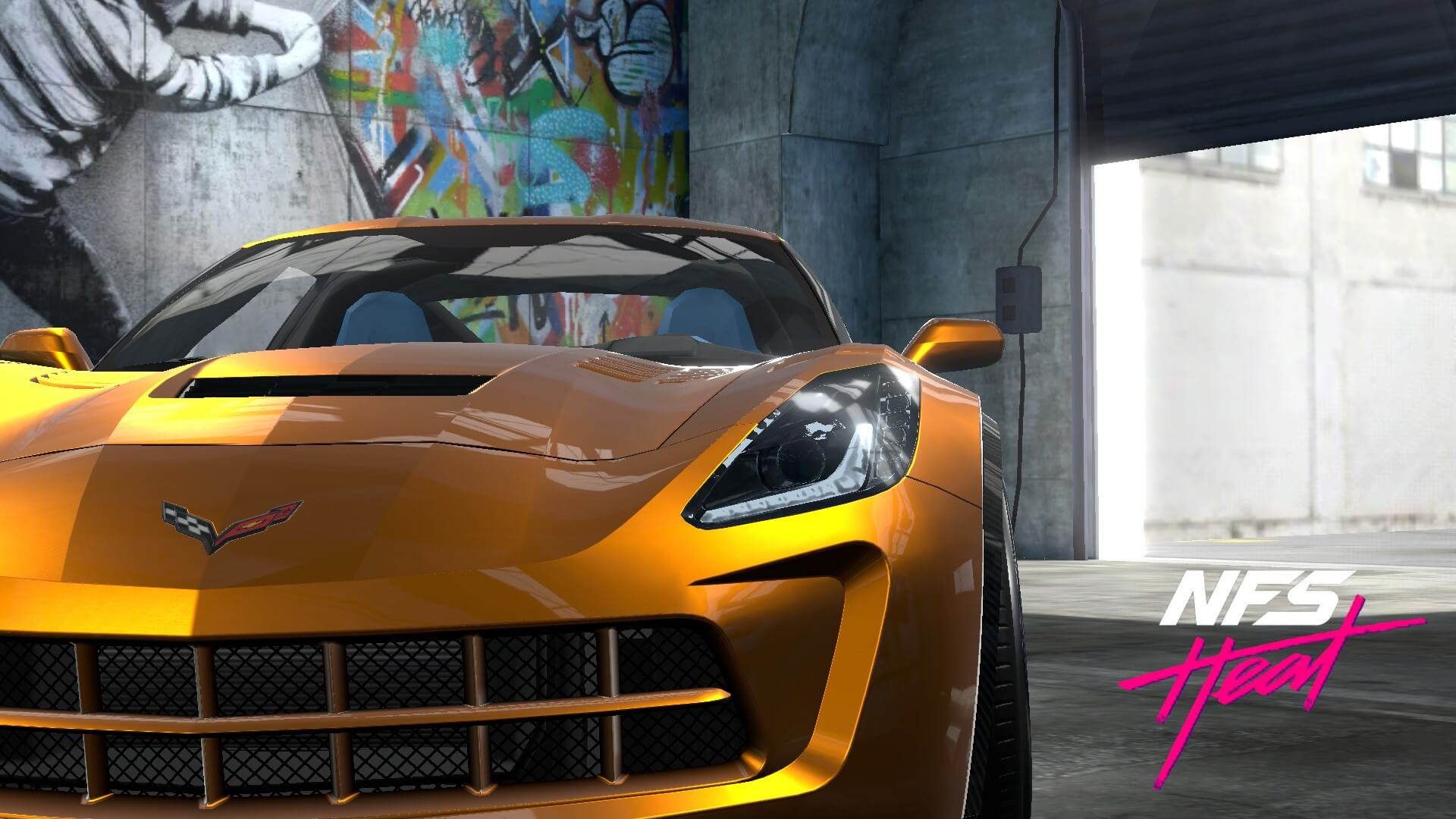 Here's the first look at Need for Speed Heat's gameplay