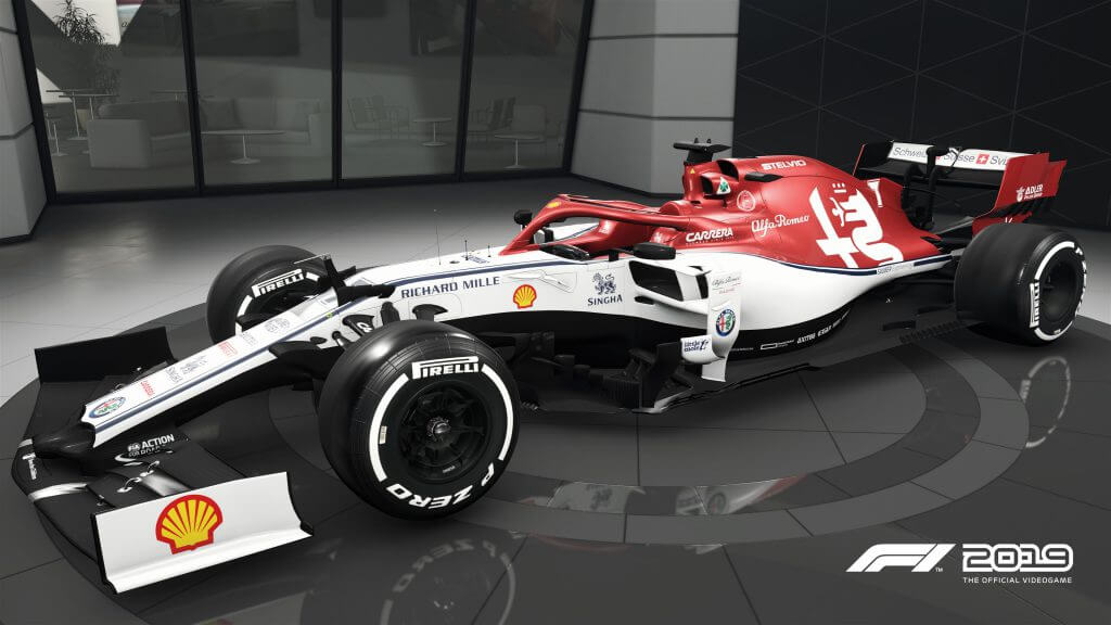 F1 2019 Patch 1 08 Now Available Brings Updated Liveries To The Game