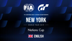 Live Stream: FIA Gran Turismo Championships New York World Tour (Nations Cup)