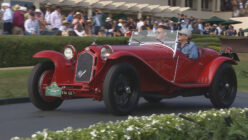 1931 Alfa Romeo 8C 2300 Zagato Wins 2019 Gran Turismo Trophy at Pebble Beach