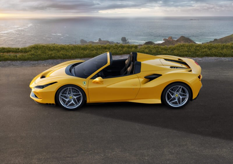 New Ferrari F8 Spider And 812 Gts Promise Italian Drop Top