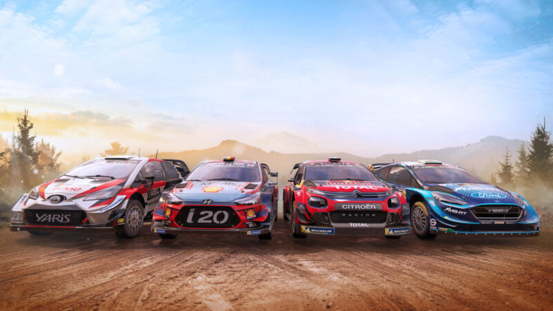 WRC 8 Review: An Engrossing Rally Sim Contender