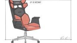 Nissan Creates Gaming Chair Concepts for Nissan Fans