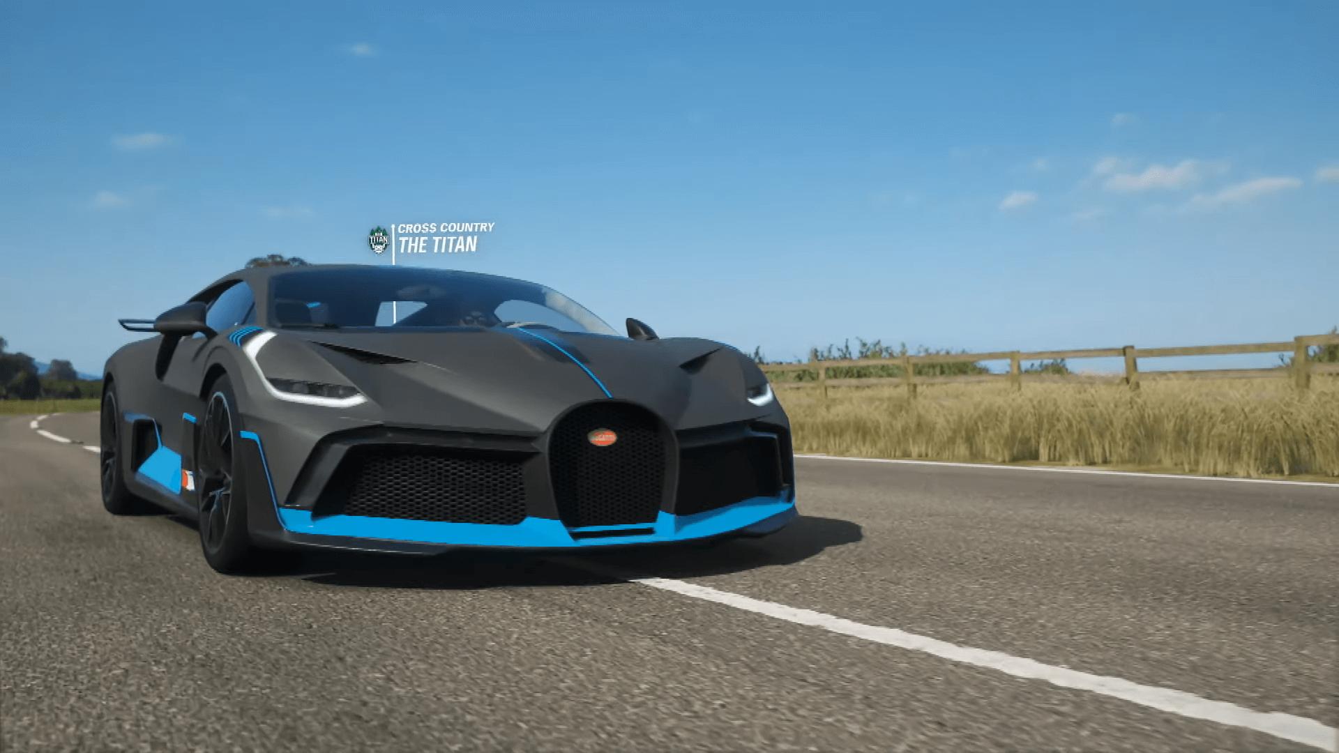 Forza Horizon 4 Series 15 Preview: Bugatti Divo, Koenigsegg CCGT ...